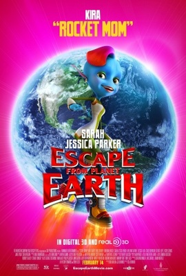 Escape from Planet Earth movie poster (2013) poster MOV_a468b343