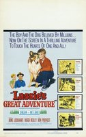Lassie's Great Adventure movie poster (1963) picture MOV_a469f705