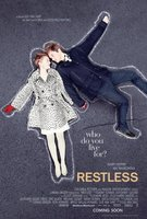 Restless movie poster (2011) picture MOV_a46a02bb
