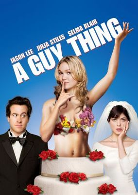 A Guy Thing movie poster (2003) poster MOV_a47721f6
