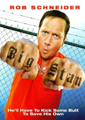 Big Stan movie poster (2007) poster MOV_a47d22df
