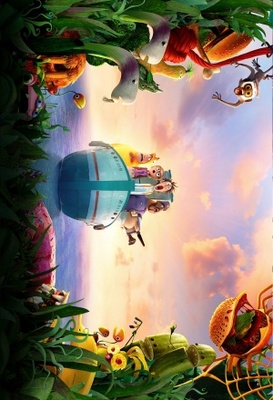 Cloudy with a Chance of Meatballs 2 movie poster (2013) poster MOV_a47e1cc5