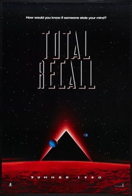 Total Recall movie poster (1990) poster MOV_a47e31c8
