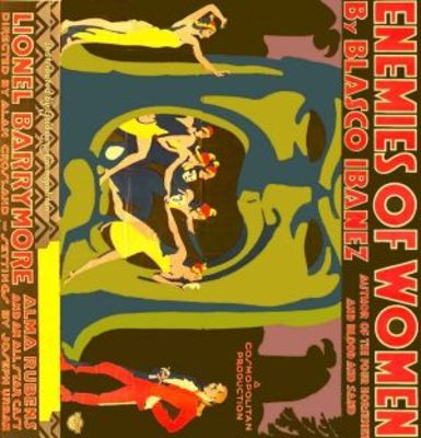 Enemies of Women movie poster (1923) poster MOV_a4804eca