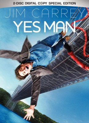 Yes Man movie poster (2008) poster MOV_a4880768