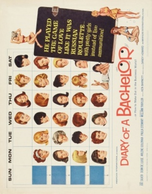 Diary of a Bachelor movie poster (1964) poster MOV_a4883f41
