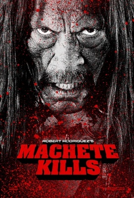 Machete Kills movie poster (2013) poster MOV_a48afffb