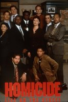 Homicide: Life on the Street movie poster (1993) picture MOV_a48f088c