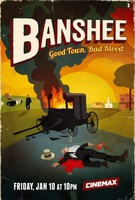 Banshee movie poster (2013) picture MOV_a4901c65