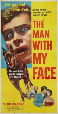 Man with My Face movie poster (1951) poster MOV_a491ebd6