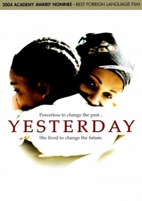 Yesterday movie poster (2004) poster MOV_a4a02f30