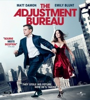 The Adjustment Bureau movie poster (2011) picture MOV_a4a0e8c7