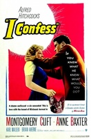 I Confess movie poster (1953) picture MOV_a4a2ab20