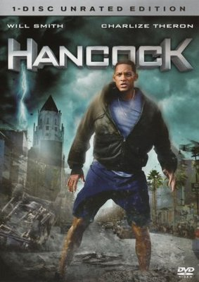 Hancock movie poster (2008) poster MOV_a4a70c72
