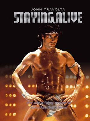 Staying Alive movie poster (1983) poster MOV_a4ab9ece