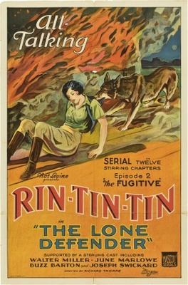 The Lone Defender movie poster (1930) poster MOV_a4b48bbe