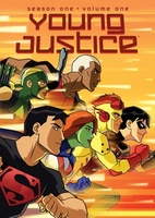 Young Justice movie poster (2010) picture MOV_a4b5a5f5