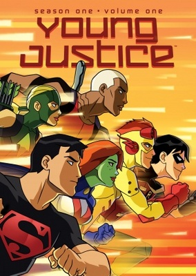 Young Justice movie poster (2010) poster MOV_a4b5a5f5