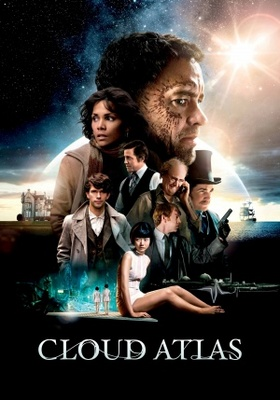 Cloud Atlas movie poster (2012) poster MOV_a4b6662f