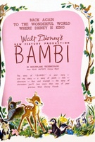 Bambi movie poster (1942) picture MOV_a4be4ac4