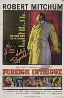 Foreign Intrigue movie poster (1956) picture MOV_a4c0f32f
