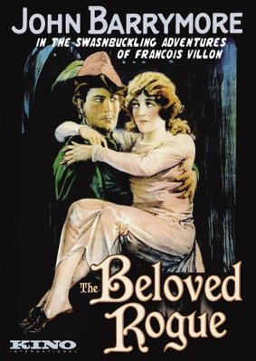 The Beloved Rogue movie poster (1927) poster MOV_a4c2931b