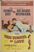 The Tunnel of Love movie poster (1958) picture MOV_a4cb4dfe