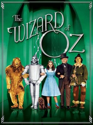 The Wizard of Oz movie poster (1939) poster MOV_a4cdca99