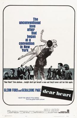 Dear Heart movie poster (1964) poster MOV_a4d11854