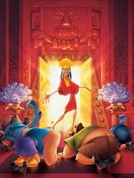 The Emperor's New Groove movie poster (2000) picture MOV_a4d3ac99