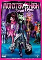 Monster High: Ghoul's Rule! movie poster (2012) picture MOV_a4d54a34