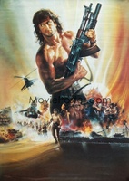 Rambo III movie poster (1988) picture MOV_a4d670af