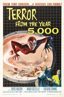 Terror from the Year 5000 movie poster (1958) picture MOV_a4e43b0a