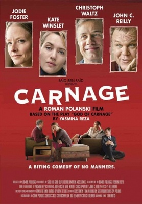 Carnage movie poster (2011) poster MOV_a4eaccdb