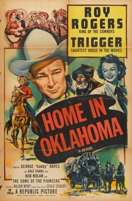 Home in Oklahoma movie poster (1946) poster MOV_a4ee120b