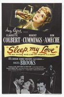 Sleep, My Love movie poster (1948) picture MOV_a4f46815