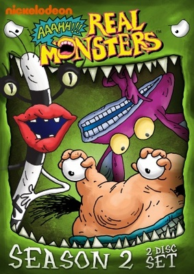 Aaahh!!! Real Monsters movie poster (1994) poster MOV_a4fd91f3