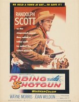 Riding Shotgun movie poster (1954) picture MOV_a502b0ea