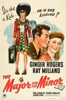 The Major and the Minor movie poster (1942) picture MOV_a5080125
