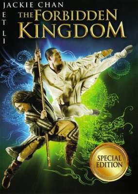 The Forbidden Kingdom movie poster (2008) poster MOV_a50c0d93