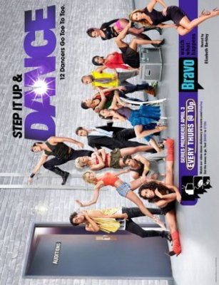 Step It Up and Dance movie poster (2008) poster MOV_a51faed0