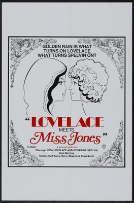 Linda Lovelace Meets Miss Jones movie poster (1975) poster MOV_a5224748