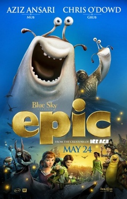 Epic movie poster (2013) poster MOV_a522726c