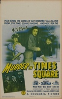 Murder in Times Square movie poster (1943) picture MOV_a523f62b