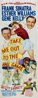 Take Me Out to the Ball Game movie poster (1949) picture MOV_a52643b9