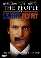 The People Vs Larry Flynt movie poster (1996) picture MOV_91946352
