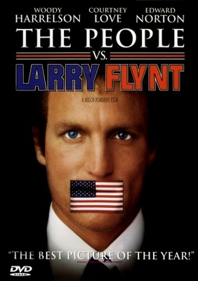 The People Vs Larry Flynt movie poster (1996) poster MOV_a527a8e3