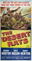 The Desert Rats movie poster (1953) picture MOV_a52e0681