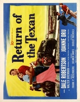 Return of the Texan movie poster (1952) picture MOV_a52ffcf7
