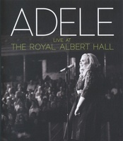 Adele Live at the Royal Albert Hall movie poster (2011) picture MOV_a532322c